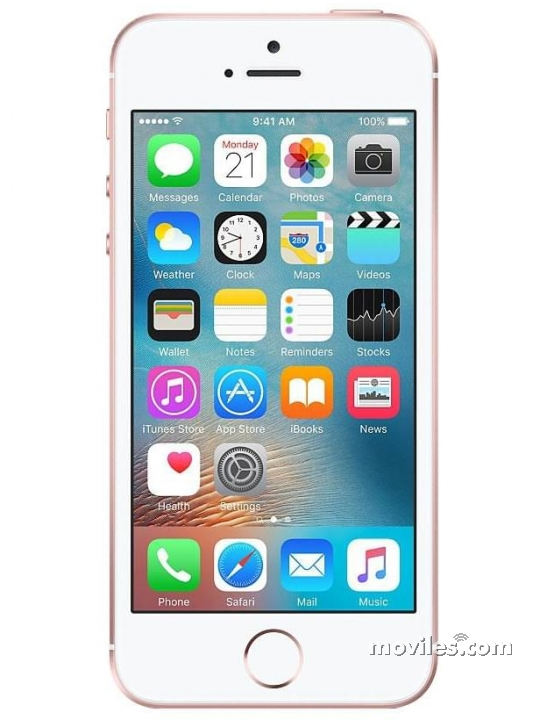 85313673efd Comparar Apple iPhone 5 y Apple iPhone SE - Celulares.com Argentina
