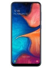 Fotografia Samsung Galaxy A20