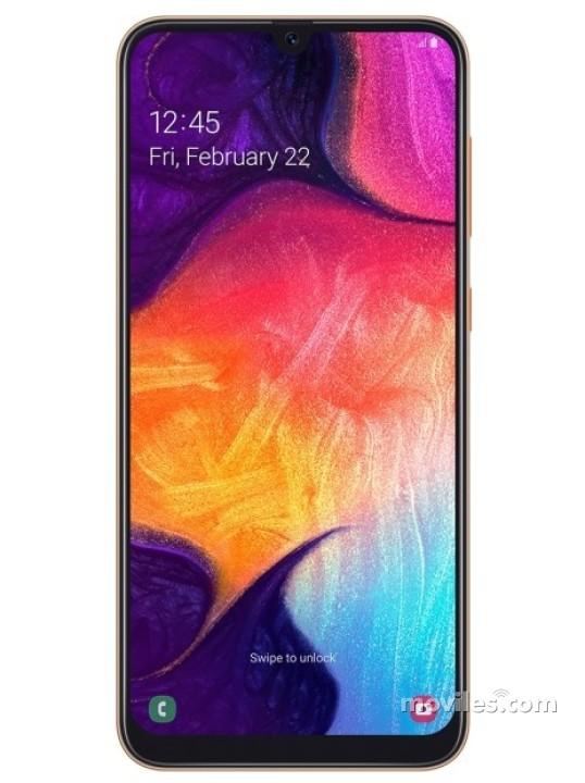 Fotografías Galaxy A50