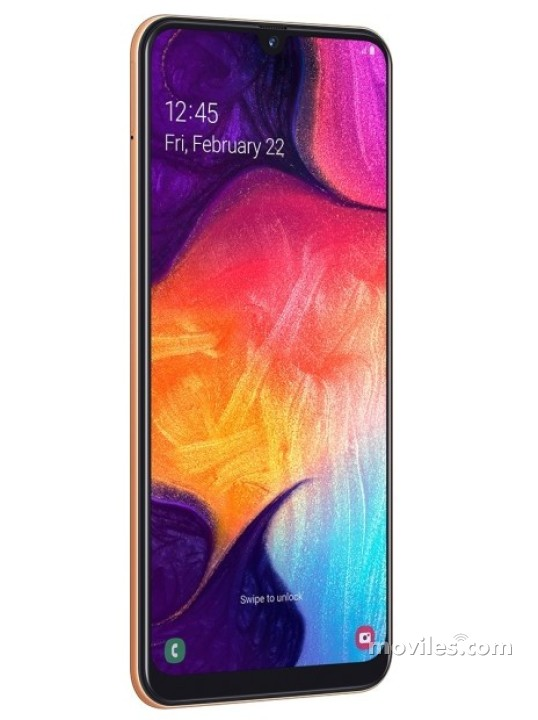 Fotografia Galaxy A50