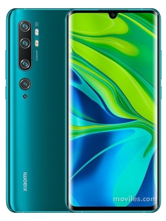 Comparar Xiaomi Mi Note 10 Pro - Celulares.com Argentina